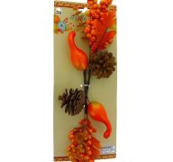 FLORAL SPRAY 10 X 5.5 INCH 2 PACK