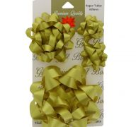 GOLD 4 PACK BOWS