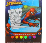 SPIDERMAN POSTER PAINT