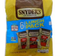 SYNDERS OFHANOVER LUNCH PACK 6 COUNT