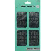 STEEL NEEDLES 70 COUNT
