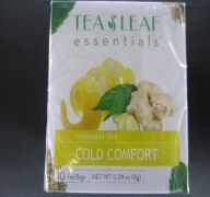 WELLNESS TEA COLD COMFORT