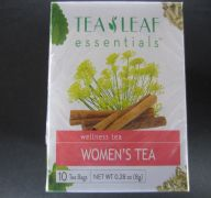 WELLNESS TEA WOMENS TEA