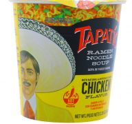 TAPATIO RAMEN CHICKEN SOUP 2.29 OZ