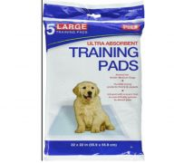 PUPPY TRAINING PADS 5 LARGE