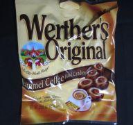 CARAMEL COFFEE CANDY 2.65Z XXX