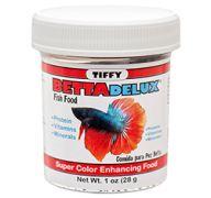BETTA FISH FOOD DELUX IN BOTTLE 1Z