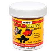 GOLD FISH FOOD DELUX IN BOTTLE 0.35 OZ