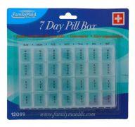 PILL BOX 7 DAY