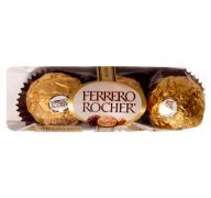 FERRERO ROCHER 3PC FLOORSTAND