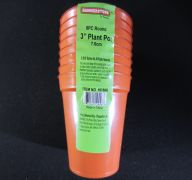 PLASTIC PLANT 3 IN 8PC