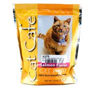 CAT CAFE SALMON FLVR 17Z