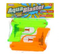 MINI WATER GUN 2 PACK 4.5 INCH
