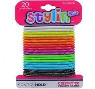 STYLIN GIRLS 20 PONYHOLDER 20 COUNT
