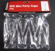 MINI CUPS 6PC SUB