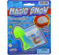 MAGIC SNOW SET WITH SHOVEL