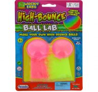 HIGH BOUNCE BALL LAB KIT