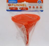 FUNNEL 4 ASSORTED SIZES