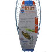 BBQ FISH GRILL 4.7 X 21.7 INCH