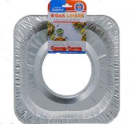 GAS LINER 7.5 INCH 5 PACK