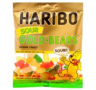 GUMMY SOUR GOLD BEARS