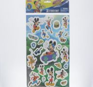 MICKEY MOUSE CLUBHOUSE STICKER SHEET