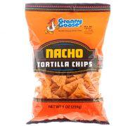 GRANNY GOOSE NACHO TORTILLA CHIPS