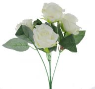 ROSE BOUQUET 5 BRANCH ASSORTED