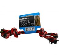 MULTI-COLOR ROPE DOG TOY