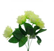 WHITE ROSE SMALL BOUQUET