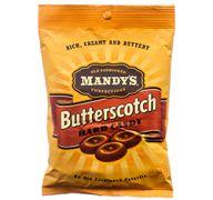 MANDYS BUTTERSCOTCH CANDY 5 OZ