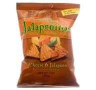 EL SABROSO CHIPS 3 OZ CHEESE &ampampampampampamp JALAPENO