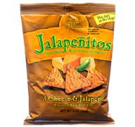 EL SABROSO CHIPS 3 OZ CHEESE &ampamp JALAPENO