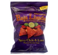 EL SABROSO CHIPS 3 OZ SPICY CHILE &ampampampampampamp LIME