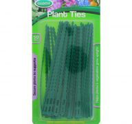 PLANT TIES 50 PACK 6.5 INCH