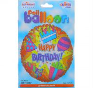CELEBRATION BIRTHDAY BALLOON 18 INCH