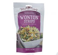 KITCHEN FIXINS WONTON STRIPS 631001