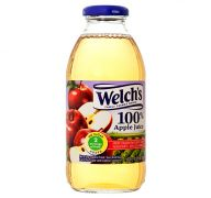 WELCHS 100 APPLE JUICE 16 OZ