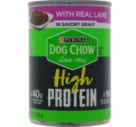 DOG CHOW MADE WITH REAL BEEF 13 OZ
