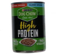 HIGH PROTEIN DOG CHOW