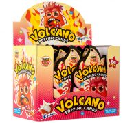 FAMILY POPPING CANDY 20CT LYCHEE