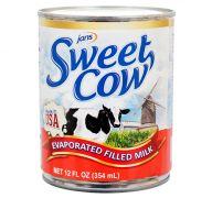 SWEET COW EVAPORATED MILK 12 OZ