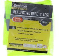 SAFETY VEST 22.83 INCH X 26.77 INCH