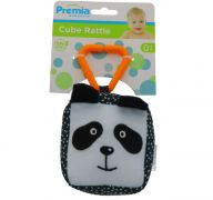 PREMIA BABY CUBE RATTLE