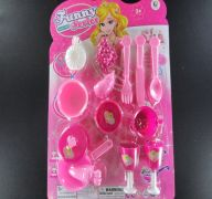 Cooking set in blister card