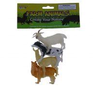 FARM ANIMALS 4 PACK