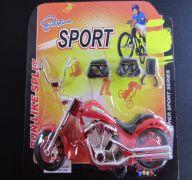 MOTORCYCLE SERIES