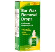 SHEFFIELD EAR WAX REMOVAL DROPS 0.5Z