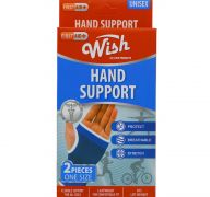 HAND SUPPORT TWO PACK ONE SIZE