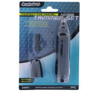 NOSE TRIMMER 3 PC